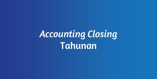 Accounting Closing