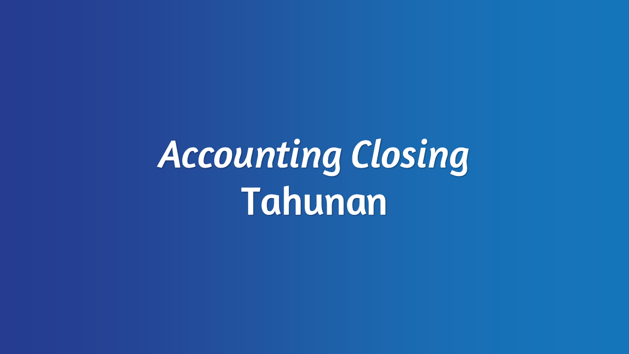 Accounting Closing